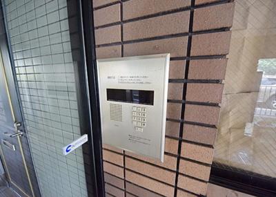【セキュリティ】フローラル千歳台