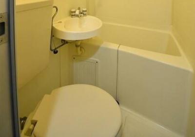 【トイレ】フローラル千歳台