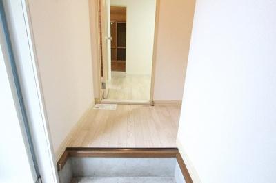 【玄関】ファミールA