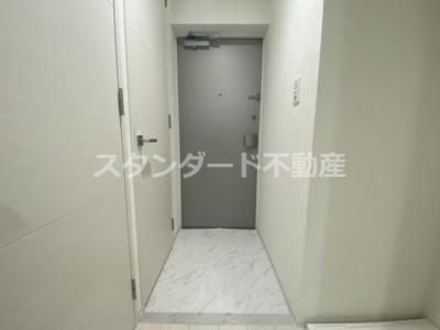 【玄関】ビガーポリス417天満橋Ⅱ