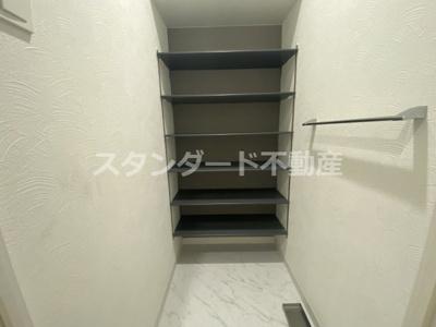 【収納】ビガーポリス417天満橋Ⅱ