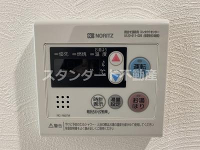 【設備】ビガーポリス417天満橋Ⅱ