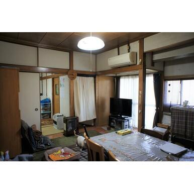 【内装】高瀬銭渕町中古住宅