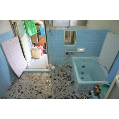 【浴室】高瀬銭渕町中古住宅
