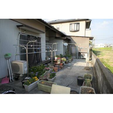 【庭】高瀬銭渕町中古住宅