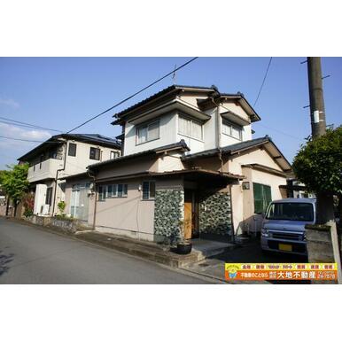 【外観】高瀬銭渕町中古住宅