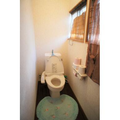 【トイレ】高瀬銭渕町中古住宅