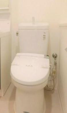 【トイレ】キーヌ・ブラン
