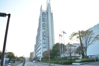 北九州市立大学まで1400m