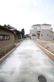 【駐車場】富士市富士岡Ⅰ 新築戸建 全2棟 (1号棟)