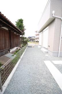 【庭】富士市富士岡Ⅰ 新築戸建 全2棟 (1号棟)