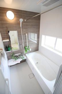 【浴室】富士市富士岡Ⅰ 新築戸建 全2棟 (1号棟)