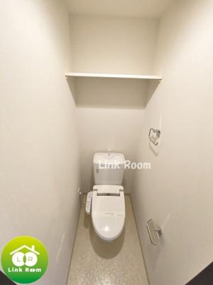 【トイレ】フィットエル森下