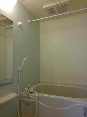 【浴室】レジデンス花火屋