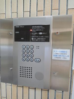 【セキュリティ】関内ロイヤルガーデン