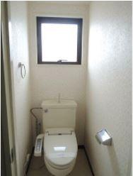 【トイレ】関内ロイヤルガーデン
