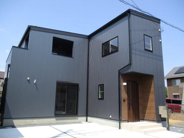 【外観】河和田2丁目新築戸建