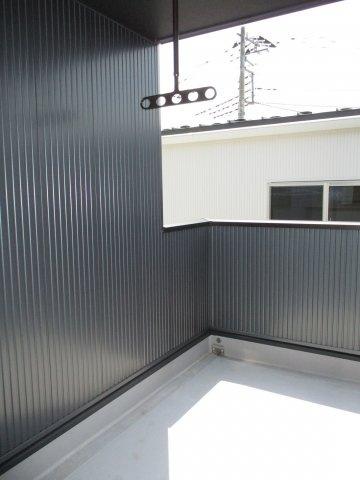 【バルコニー】河和田2丁目新築戸建