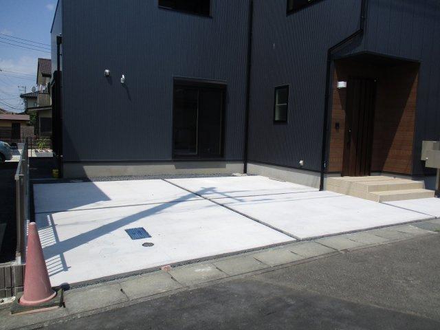 【駐車場】河和田2丁目新築戸建