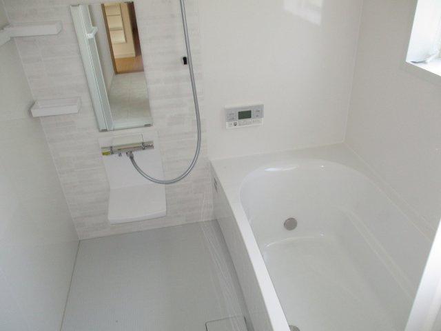 【浴室】河和田2丁目新築戸建