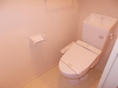 【トイレ】オランジュA