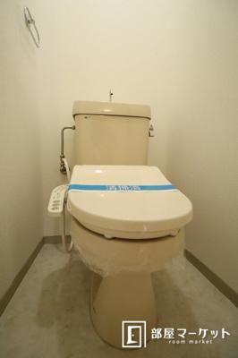 【トイレ】ジュネス若松