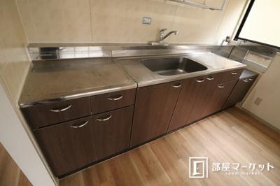 【キッチン】ジュネス若松