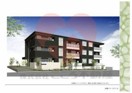 【外観】(仮称)堺市西区鳳中町