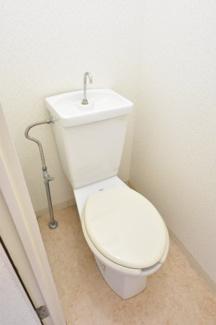 【トイレ】シティライフ六甲道
