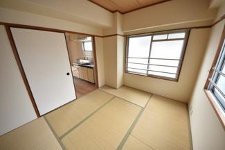 【寝室】シティライフ六甲道