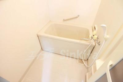 【浴室】メゾン・ド・プラス豊中