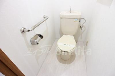 【トイレ】メゾン・ド・プラス豊中