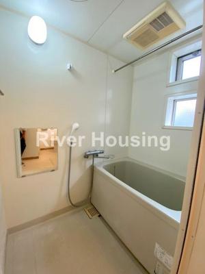 【浴室】クレールメゾン野方