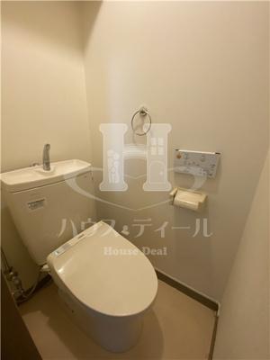【トイレ】メゾン弘明