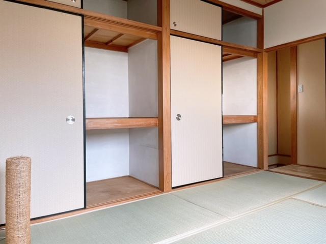 2階和室♪