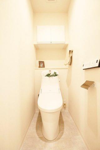 シャワートイレも新規交換につき快適にお使いいただけます