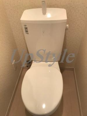 【トイレ】リテラス町屋