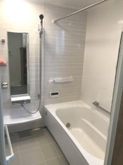 【浴室】57151 岐阜市中鶉未入居戸建て