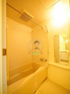 【浴室】パークフラッツ横濱公園