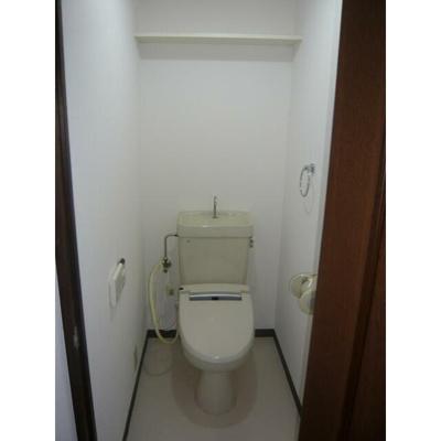 【トイレ】オークレット洗足池
