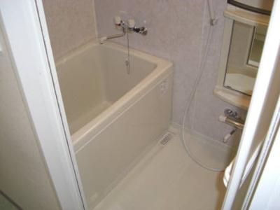 【浴室】ボンボニエール