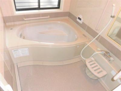【浴室】海津市K様戸建貸家