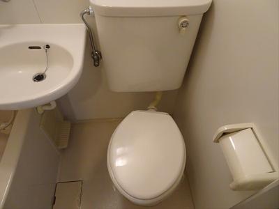 【トイレ】ドリームアロー下高井戸