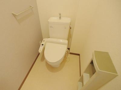 【トイレ】シャーメゾン平和台A C棟