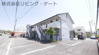 駐車場1台込みです。2台目は2,000円/月。