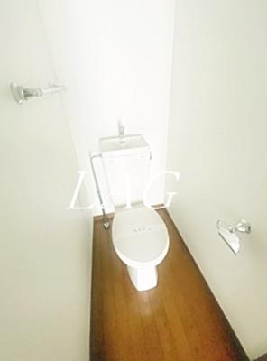 トイレです。