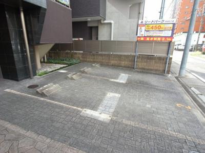 【駐車場】ラッフル仲田