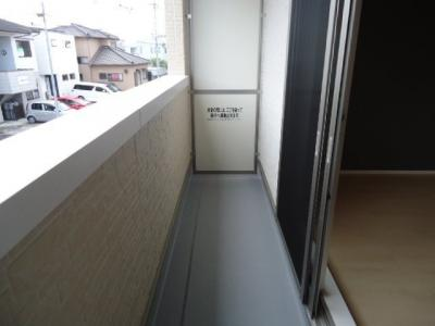 【バルコニー】ソレイユ神居