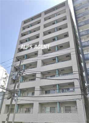 「西横浜」駅アクセス良好の分譲賃貸マンション。