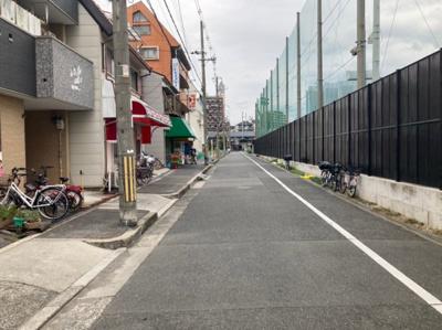 【周辺】上新庄1丁目貸事務所